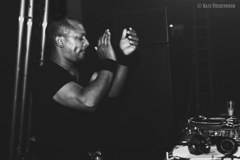 Derrick May – Dnf